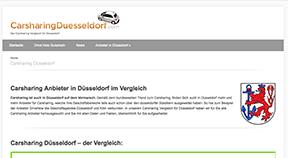 carsharingduesseldorf.com